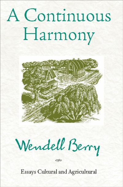 Buy A Continuous Harmony at Amazon