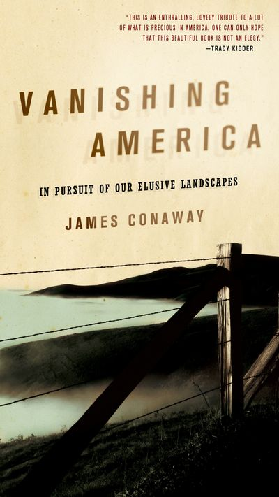 Buy Vanishing America at Amazon