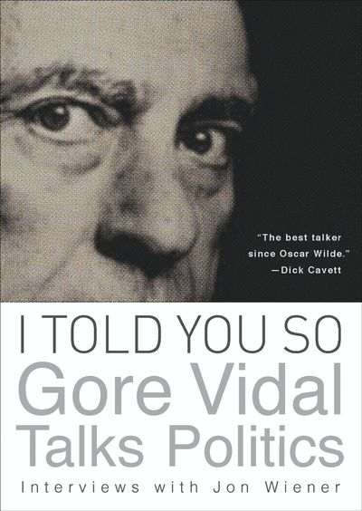 Buy I Told You So at Amazon