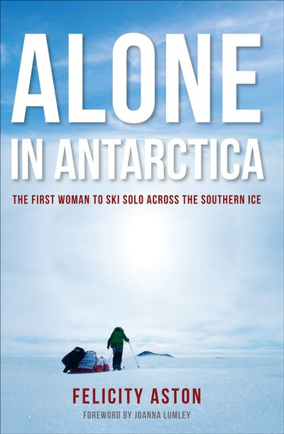 Buy Alone in Antarctica at Amazon