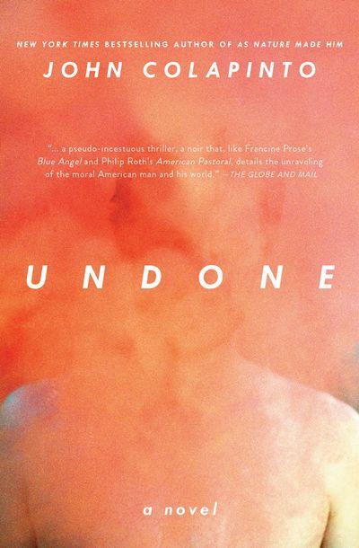 Buy Undone at Amazon