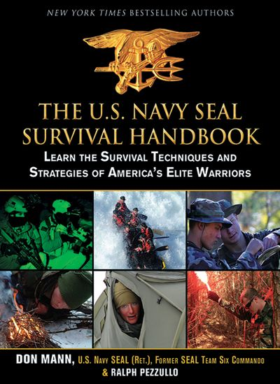 Buy The U.S. Navy SEAL Survival Handbook at Amazon