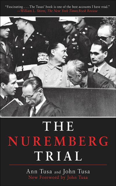 Buy The Nuremberg Trial at Amazon