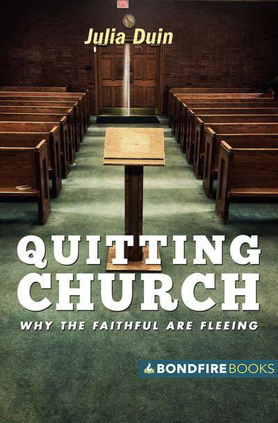 Buy Quitting Church at Amazon