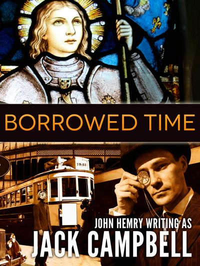 Buy Borrowed Time at Amazon