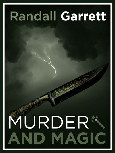 Buy Murder and Magic at Amazon