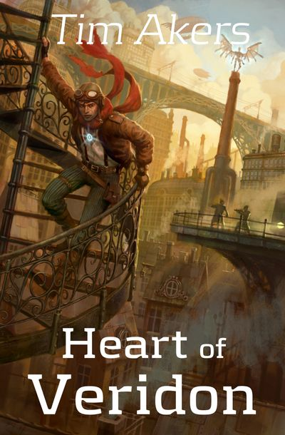 Buy Heart of Veridon at Amazon