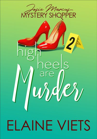 Buy High Heels Are Murder at Amazon