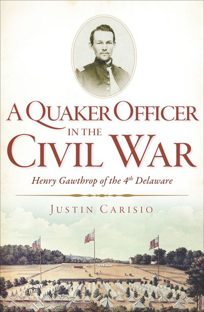 Buy A Quaker Officer in the Civil War at Amazon