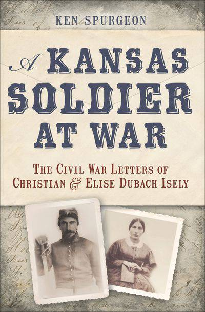 Buy A Kansas Soldier at War at Amazon