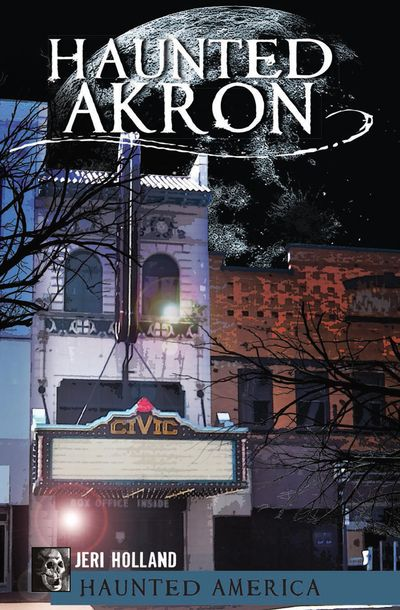 Buy Haunted Akron at Amazon