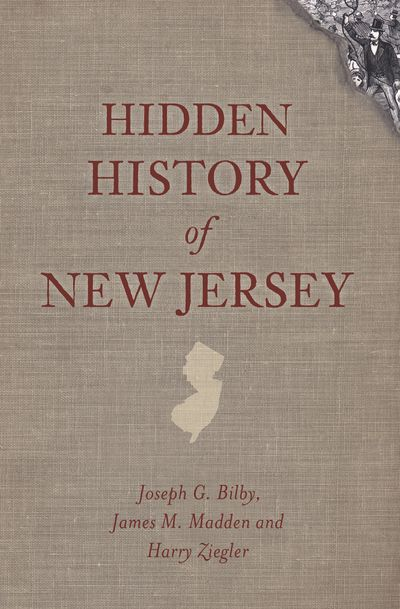Buy Hidden History of New Jersey at Amazon