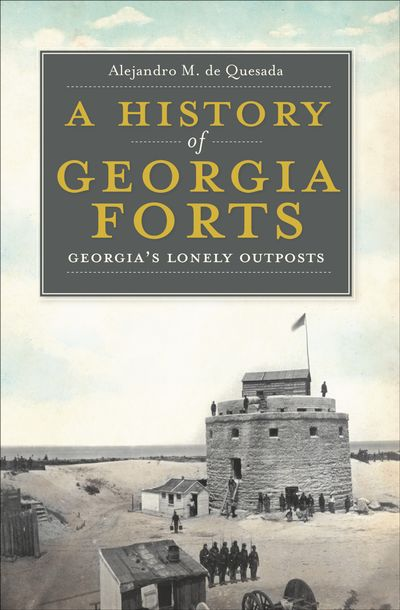 Buy A History of Georgia Forts at Amazon