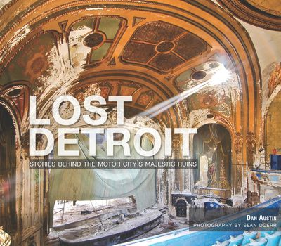 Buy Lost Detroit at Amazon
