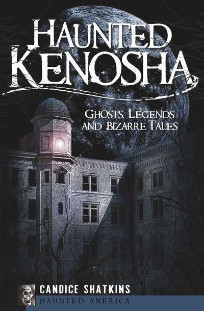 Buy Haunted Kenosha at Amazon