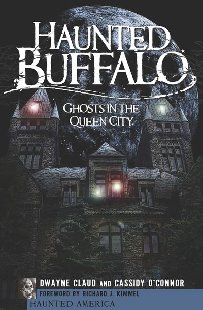 Buy Haunted Buffalo at Amazon