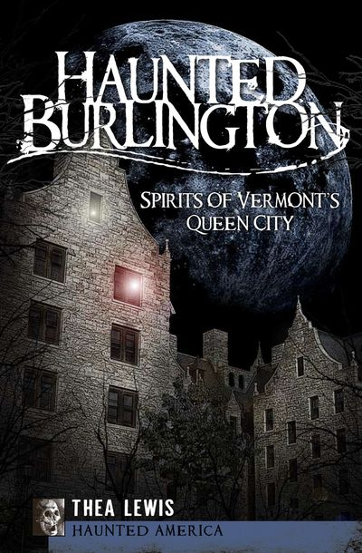 Buy Haunted Burlington at Amazon