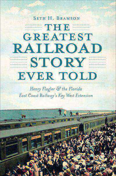 Buy The Greatest Railroad Story Ever Told at Amazon