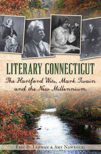 Buy Literary Connecticut at Amazon