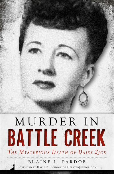 Buy Murder in Battle Creek at Amazon