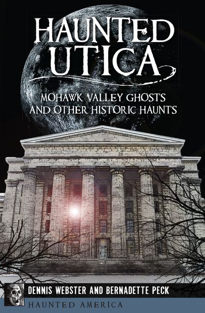 Buy Haunted Utica at Amazon