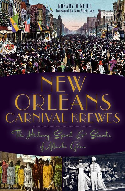 Buy New Orleans Carnival Krewes at Amazon