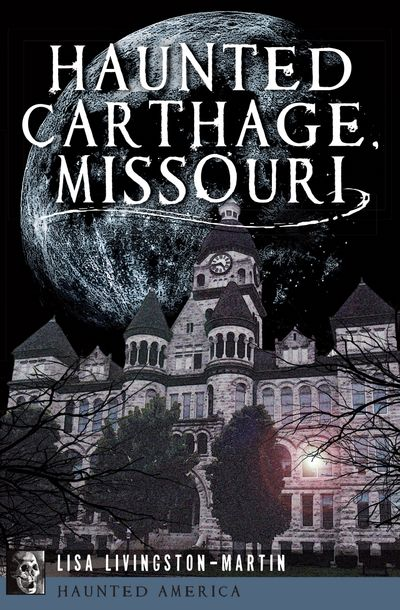 Buy Haunted Carthage, Missouri at Amazon