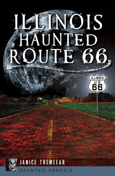 Buy Illinois Haunted Route 66 at Amazon
