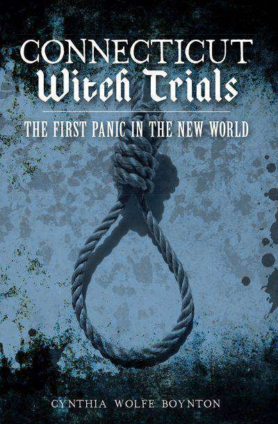 Buy Connecticut Witch Trials at Amazon