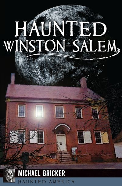 Buy Haunted Winston-Salem at Amazon