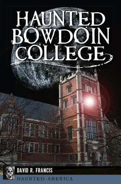 Buy Haunted Bowdoin College at Amazon