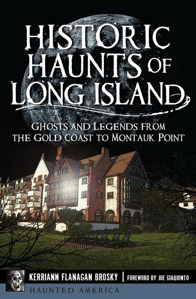 Buy Historic Haunts of Long Island at Amazon