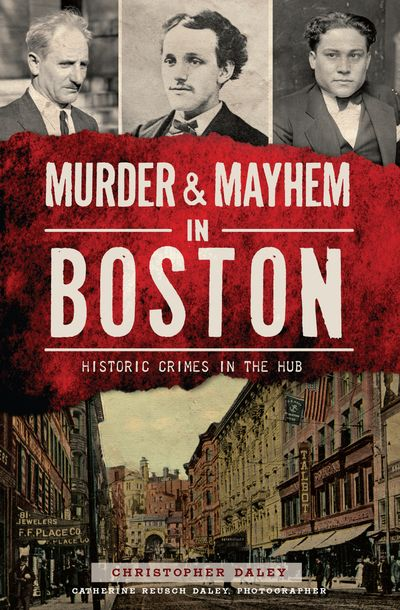 Buy Murder & Mayhem in Boston at Amazon