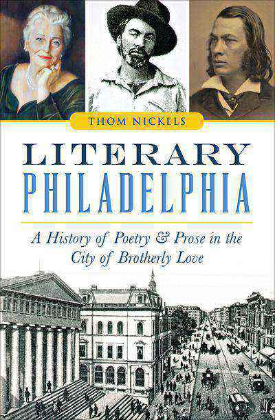 Buy Literary Philadelphia at Amazon