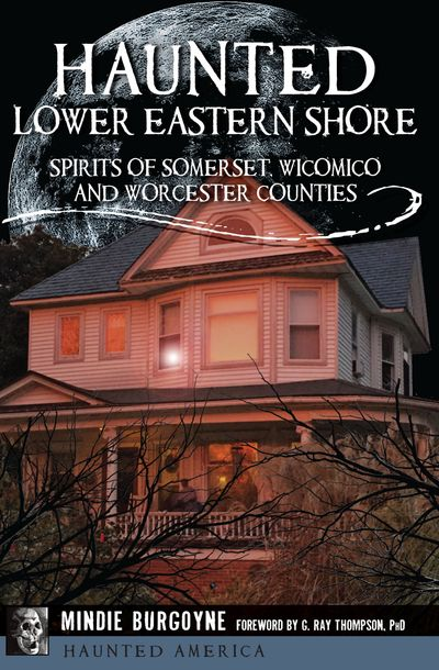 Buy Haunted Lower Eastern Shore at Amazon