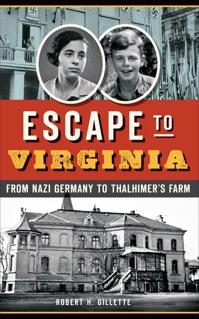 Buy Escape to Virginia at Amazon