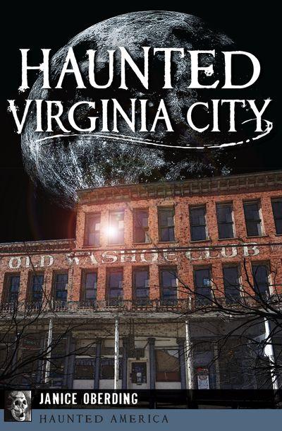Buy Haunted Virginia City at Amazon