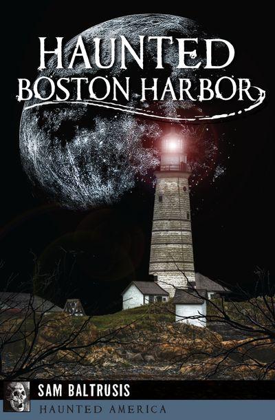 Buy Haunted Boston Harbor at Amazon