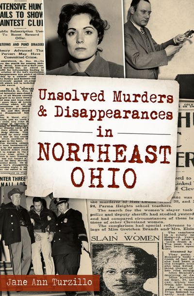 Buy Unsolved Murders & Disappearances in Northeast Ohio at Amazon