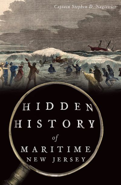 Buy Hidden History of Maritime New Jersey at Amazon