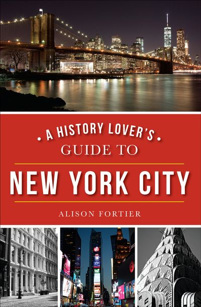 Buy A History Lover's Guide to New York City at Amazon
