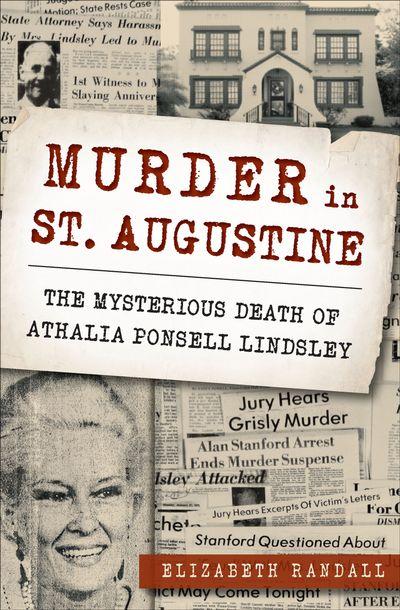 Buy Murder in St. Augustine at Amazon