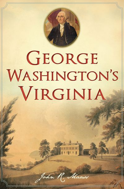 Buy George Washington's Virginia at Amazon