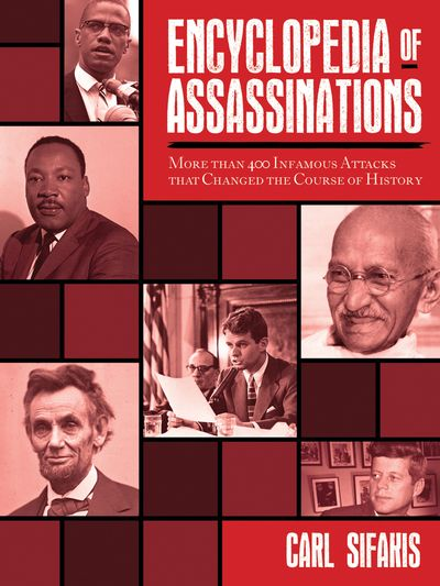 Buy Encyclopedia of Assassinations at Amazon