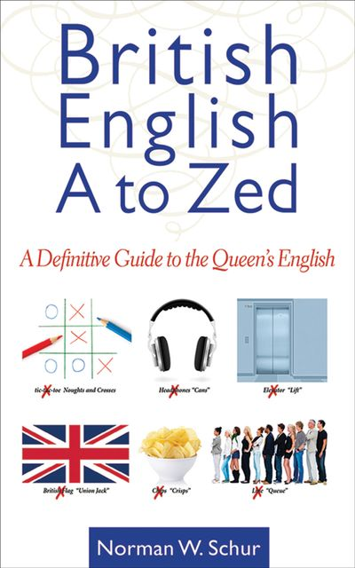 Buy British English A to Zed at Amazon