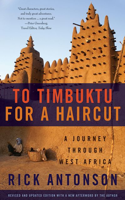 Buy To Timbuktu for a Haircut at Amazon