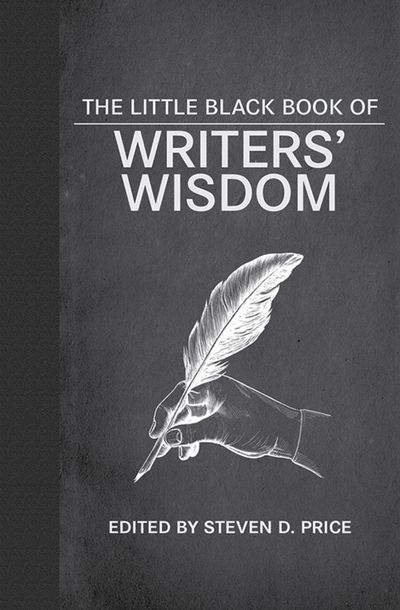 Buy The Little Black Book of Writers' Wisdom at Amazon