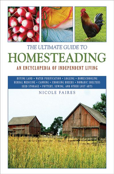 Buy The Ultimate Guide to Homesteading at Amazon