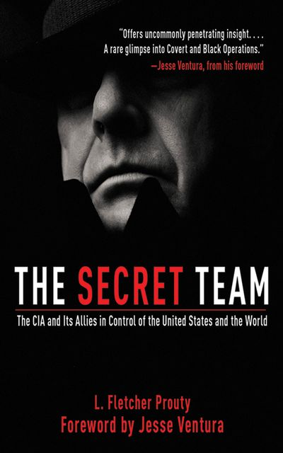 Buy The Secret Team at Amazon
