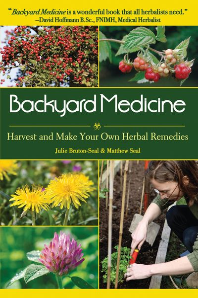 Buy Backyard Medicine at Amazon
